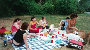 Fort Tryon Picnic
