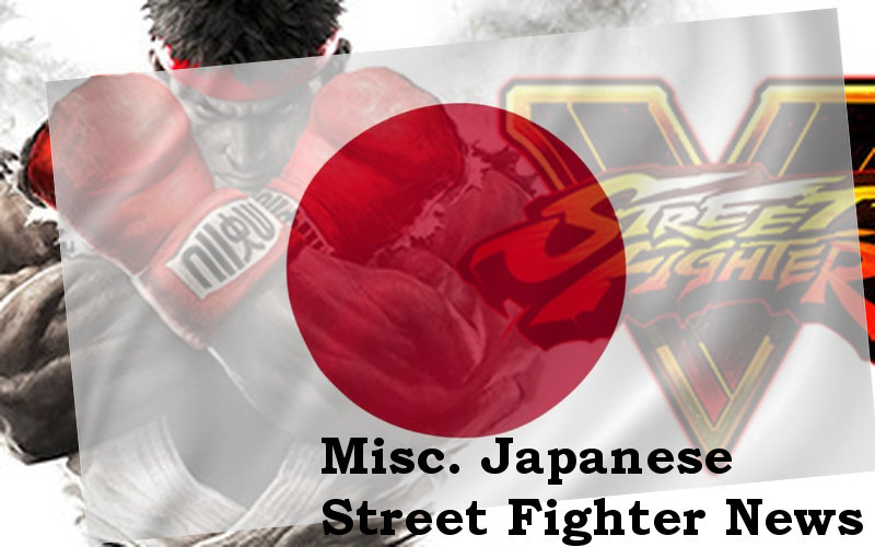 Misc JP News